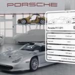 【動画】これでも公道走行可能。「初のミドシップ911」、ポルシェ911 GT1エボリューションをポルシェが振り返る