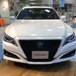 新型トヨタ・クラウンの見積もり取得!合計653万円、残価設定ローンだと毎月38,000円で買える!