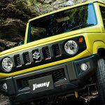 新型スズキ・ジムニー/ジムニー・シエラ発表!レトロなルックスに本格悪路走行性能、最新の安全性能が詰まっている!