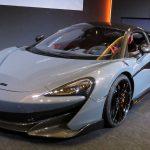 日本でもマクラーレン600LTがお披露目。価格は2999万9000円、1年間のみの限定生産