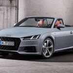 初代アウディTTへのオマージュ。TT発売20周年記念、「Audi TT 20 years」が999台限定にて登場