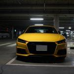 アウディTT車検見積もり。その価格は驚愕の47万円、内容を見てみよう