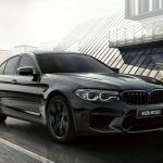 BMWジャパンが「ミッション・インポッシブル」公開記念としてM5特別モデルを発売。なんと+25馬力