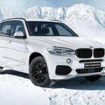 BMWがX5の限定車「ブラック/ホワイト」発売。調べてみるとX5の80%は白黒だった