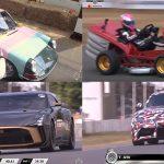 【動画】イタルデザインGT-R、スープラ、600LT、ブラバム、世界最速芝刈り機など。グッドウッドで走ったクルマたち