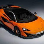 """""""マクラーレンオレンジ""""の600LTが公開。加えて本国価格は185500ポンド(2750万円)と発表"""