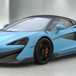 マクラーレン600LTのコンフィギュレーター公開。カラーは28色、オプションは「走り系」中心