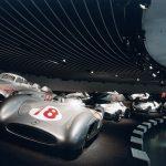 【動画】最初に自動車を発明したメルセデス・ベンツが自社博物館の様子を公開。所蔵車は1100台以上