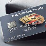 ポルシェを買ったら「ポルシェカード」申し込みが可能に。クレジットカード入れ替えを考える