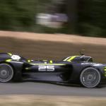 【グッドウッド】100年前のクラシックカー(120馬力)と未来の無人レースカー(720馬力)とが「同じタイム」だった件