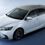 レクサスは日本で50万台を販売!NXやRXなど5車種に特別仕様記念車が登場、ツートンカラーも