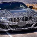 BMWが8シリーズ・カブリオレのティーザー開始。灼熱の地でのテスト風景をドロップ