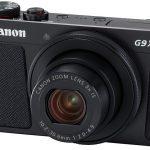 キャノンのデジカメ、G9X Mark Ⅱ購入。206gと軽量ながらも1.0型COMSセンサー採用のお手軽高画質機
