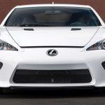 【競売】「もっともホワイトなホワイト」のレクサスLFA。走行距離193キロ、予想落札価格は4000-5000万円