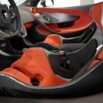 どこまでもスパルタン!もはやレーシングカー、マクラーレン600LTの内装を見てみよう