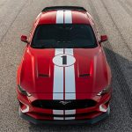 ヘネシーがチューニングカー販売1万台を記念し「マスタング・ヘリテージ」を公開。820馬力、19台限定