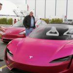 【動画】実走できるクルマとしては世界最速。新型テスラ・ロードスター驚愕の加速がこれだ