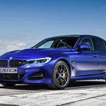 新型BMW M3はこうなる!気の早いCG職人が新型3シリーズをベースにレンダリングを作成