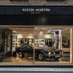 アストンマーティンがロンドン中心に「クラシックカー専門」ディーラーをオープン