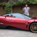 【動画】パガーニ・ウアイラは3.5億の価値はあるのか?ユーチューバーがとことんチェックしてみた