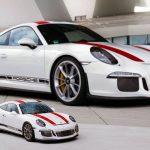 ポルシェが1/18サイズ、911Rの「3Dパズル」発売!ちょっと離れて見ると実車そのもの