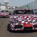 """BMW「Z4とスープラとのデザインが全く異なる理由を教えよう。それは""""一度しかデザインについて話をしてない""""からだ」"""
