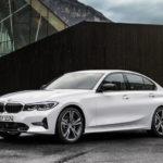 -55kg、ボディ剛性は50%UP。全幅1827ミリに成長した新型BMW 3シリーズが発表