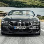 新型BMW 8シリーズ・カブリオレの公式フォトがリーク!「ただオープンになった」だけではないゴージャスな8シリーズ