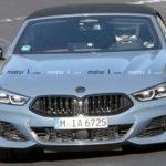 新型BMW 8シリーズ・カブリオレ最新スパイフォト。「世界でもっとも美しいオープンカー」となれるか