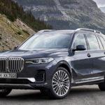キラキラが止まらない!内装にはクリスタル採用、BMWの最高級SUV「X7」発表
