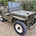 【競売】スティーブ・マックイーンはこんな車にも乗っていた!米軍から買い取ったジープの予想落札価格は1500万円