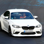 BMW M2 CS?謎パーツを装着したM2プロトタイプがニュルを走行中。BMWはMモデルを拡大の意向か