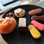 シンガポールで食べたもの。マリーナベイ・サンズ・ホテル「Club55」のアフタヌーンティー/イブニングカクテル