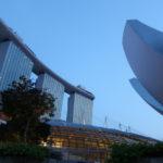 シンガポールで宿泊したのは「マリーナベイ・サンズ」!ホテルや部屋はこうなっている