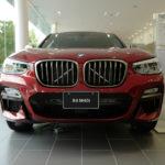 新型BMW X4を見てきた!思ったより機能/デザインともに優れた新世代SUV