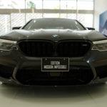 BMW M5「エディション・ミッション・インポッシブル」はこんなクルマだ!全身ダークカラーの渋いヤツ