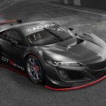 ホンダ「レースで勝つのにベストなマシンを提供する」。NSX GT3 Evoを発表