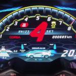【動画】ランボルギーニ・アヴェンタドールSVJがローンチコントロールからのフル加速。加速Gは「1.2」!