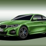 新型BMW 4シリーズ・クーペ/カブリオレはこうなる?早速予想レンダリングが登場