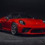 今度は現代風!ポルシェが「911スピードスターコンセプト」最新バージョンを公開、発売も発表