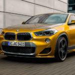 BMW X2向けカスタムパーツにACシュニッツァーが一番乗り。老舗ならではの「さすが」デザイン