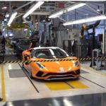 【動画】ランボルギーニの新工場はこうなっている。人気ユーチューバーが工場内部を紹介