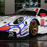 ポルシェが過去の伝説的カラーを相次ぎリバイバル。ピンクピッグ、ロスマンズ、今回は「911GT1」