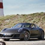 名前長過ぎ!ポルシェが特別モデル「911タルガ4 GTS エクスクルーシブ マヌファクトゥア エディション」発表