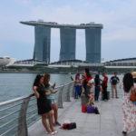 シンガポールで泊まったホテル、マリーナベイ・サンズは世界一高額な建築費を誇る複合施設だった