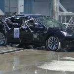 テスラ・モデル3は「自動車史上、もっとも安全なクルマ」。すべてのテストで飛び抜けた数値を示す