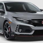シビック・タイプRの2019年モデル発表!ボディカラーに「グレー」追加、内装アップグレード、価格もアップ
