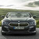 新型BMW 8シリーズ・カブリオレ正式発表!クーペとは異なる豪華内外装が与えられ、価格は9%アップ