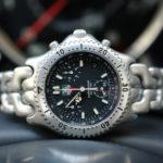 """バブル期の象徴、タグ・ホイヤーの腕時計""""S/el""""を購入した!今でも人気があるせいか中古相場は意外と高め"""