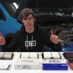 【動画】エアフィルター交換だけでこんなに馬力が変わる!4種類のフィルターをスバルXVにて試してみた